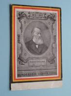 1812 - 1912 Honderdste GEBOORTEDAG - Hendrik CONSCIENCE () Anno 1912 ( Zie Foto Voor Details ) ! - Ecrivains