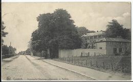 Kontich - Contich - Mechelsche Steenweg 1910 - Kontich