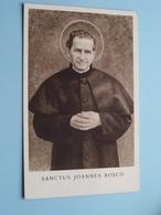 SANCTUS JOANNES BOSCO (SEI Italy) Anno 19?? ( Zie Foto Voor Details ) ! - Saints