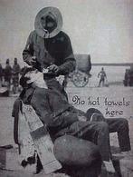Cpa  RASAGE SUR LE CAMP , RASOIR , BLAIREAU , MOUSSE A RASER SOLDIERS NO HOT TOWEL HERE BARBER BADGER  PHOTO - Humour