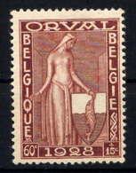 BELGIQUE - 261** - ABBAYE D'ORVAL / DUCHESSE MATHILDE - Unused Stamps