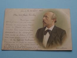 HANS Von BÜLOW () Anno 1900 ( Zie Foto's ) ! - Chanteurs & Musiciens