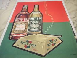 ANCIENNE PUBLICITE NOILLY PRAT 1958 - Posters
