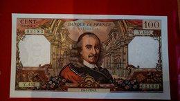 Billet Très Bon état 100 Francs Corneille Y455/02183 - 1962-1997 ''Francs''
