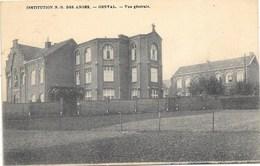 Genval NA34: Institution ND Des Anges. Vue Générale 1924 - La Hulpe