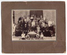 1927 YUGOSLAVIA, SERBIA, SREMSKA MITROVICA, SILK FACTORY, EMPLOYES AND COCOON GATHERERS - Photographs