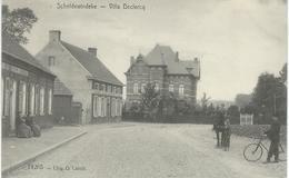 SCHELDEWINDEKE : Villa Declercq - Cachet De La Poste 1919 - Oosterzele