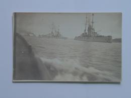 K.U.K. Kriegsmarine Marine Pola Foto Photo SMS 115 1914 - Warships
