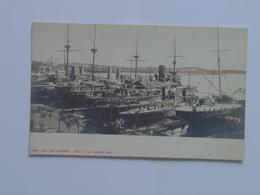 K.U.K. Kriegsmarine Marine Pola Foto Photo SMS 117 1914 Ed F W Schrinner - Warships