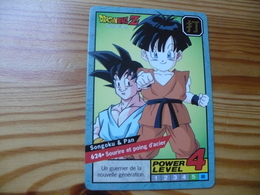 Anime / Manga Trading Card: Dragon Ball Z. 624. - Dragonball Z