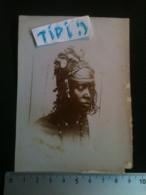 Mali Soudan Français - Kayes - Une Des Favorites De Samory Empereur Du Wassoulou, Ca1898 (coiffure Ethnique) - Foto