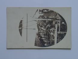 K.U.K. Kriegsmarine Marine Pola Foto Photo SMS 122 1915 - Warships
