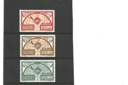 Somalie Italienne PA 1953 Série UPU 3 Timbres  Neufs ** - Somalia