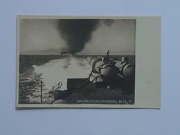 K.U.K. Kriegsmarine Marine Pola Foto Photo SMS 130 1915 Novara Helgoland Saida - Warships