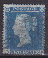 Grande Bretagne Victoria  N°11 Oblitéré Cote 275,00 - 1840-1901 (Viktoria)
