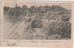Mine De Diamant A Kimberley - Diamantmijn Te Kimberley - & Mining - South Africa
