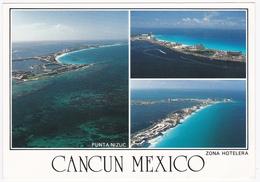 CANCUN MEXICO - Punta Nizuc - Zona Hotelera - (Photo : Luis Gomez) - Mexique