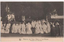 Missions Des Peres Oblats Au Sud Africain - Procession De La Fete Dieu - South Africa