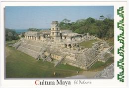 Cultura Maya - El Palacio / PALENQUE, Chiapas (100 A. C - 900 D.C.) - Mexique