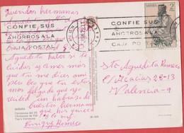 Western Sahara Occidental Español Spanish Sahara AAIUN Oasis Messeied Tea Time  - Posted With Stamp Timbre - Sahara Occidental