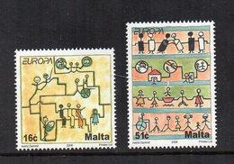 Malta - 2006 - Europa - Integrazione - 2 Valori - Nuovi - Vedi Foto - (FDC15873) - Malta