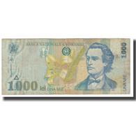 Billet, Roumanie, 1000 Lei, KM:106, TB - Roumanie