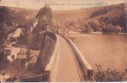 CPA - ROCHETAILLEE - Le Barrage Du Gouffre D'enfer - Rochetaillee
