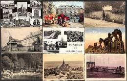 Lot Un Peu De Tout - + 250 Cartes  Belgique France Allemagne Fantaisie Moulin Phare.....voir Zie See Scans. - Cartes Postales