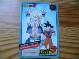 Anime / Manga Trading Card: Dragon Ball Z. 658. - Dragonball Z