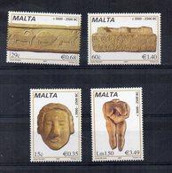 Malta - 2007 - Malta Preistorica - 4 Valori - Nuovi - Vedi Foto - (FDC15876) - Malta