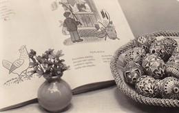 AK Vesele Velikonoce - Ostereier Buch  (41771) - Pâques