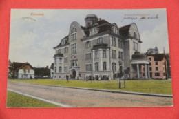 St Gall St Gallen Rheineck Neuens Realschulhaus 1911 - SG St. Gall