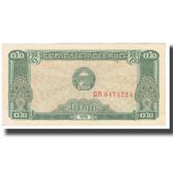 Billet, Cambodge, 0.2 Riel (2 Kak), 1979, KM:26a, TTB - Cambodia