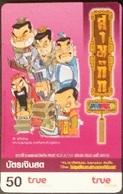 Mobilecard Thailand - True - Comic (3) - Thaïland