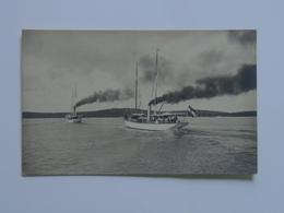 K.U.K. Kriegsmarine Marine Pola Foto Photo SMS 154 1908 Foto Alois Beer - Warships