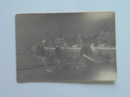 K.U.K. Kriegsmarine Marine Pola Foto Photo SMS 159 1916 - Warships