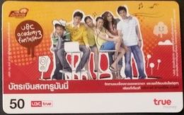 Mobilecard Thailand - True - Musik - Academy Fantasia 3 (1) - Thaïland