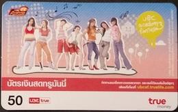 Mobilecard Thailand - True - Musik - Academy Fantasia 3 (3) - Thaïland