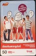 Mobilecard Thailand - True - Musik - Academy Fantasia 3 (4) - Thaïland