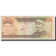 Billet, Dominican Republic, 20 Pesos Oro, 2003, KM:169s3, TB - Dominicana