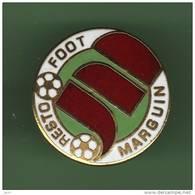 FOOT *** RESTO MARGUIN *** 1021 - Football