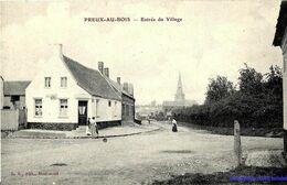 59 - Preux-au-Bois - Entrée Du Village - France