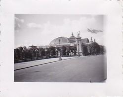 Foto Paris - Grand Palais  - Ca. 1940 - 5,5*4cm  (41775) - Orte