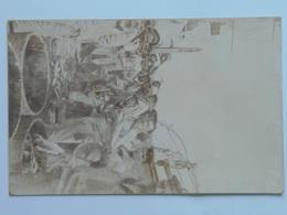 K.U.K. Kriegsmarine Marine Pola Foto Photo SMS 182 1915 Ed A Fischer Nr 540 - Guerra