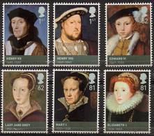 GREAT BRITAIN 2009 Kings And Queens: House Of Tudor - 1952-.... (Elizabeth II)