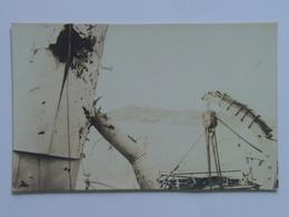 K.U.K. Kriegsmarine Marine Pola Foto Photo SMS 186 1915 - Warships