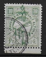 Deutsches Reich Privatpost Stadtpost Altona - Duitsland