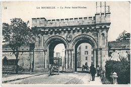 B4573 France Postcard Architecture Transport Animal Unused - Monuments