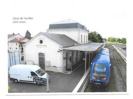 Gaillac Gare De Gaillac Coté Voies - Gaillac