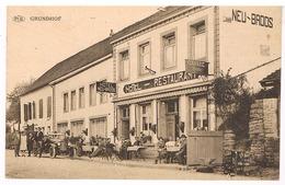 Grundhof - Hôtel Neu-Broos - Cartoline